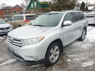 Used 2013 Toyota Highlander 4WD 4DR for sale in Brampton, ON