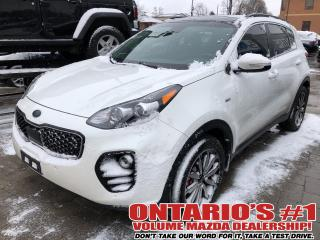 Used 2018 Kia Sportage AWD,PANORAMIC,LEATHER SEATING !!! for sale in Toronto, ON