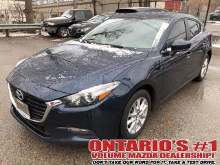 Used 2017 Mazda MAZDA3 NAV,BACKUP CAM,HEATED SEATS !!! for sale in Toronto, ON