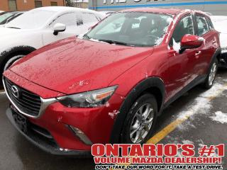 Used 2016 Mazda CX-3 BACKUP CAMERA,LEATHER,SUNROOF !!! for sale in Toronto, ON