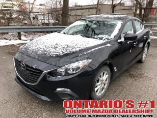 Used 2016 Mazda MAZDA3 BACK UP CAM,HEATED SEATS !!! for sale in Toronto, ON