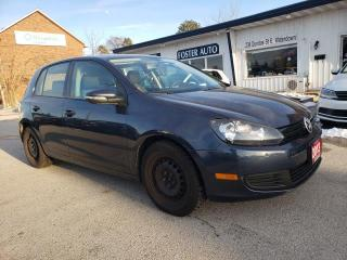 Used 2013 Volkswagen Golf 2.5L 4-Door for sale in Waterdown, ON