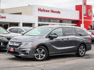 Used 2018 Honda Odyssey EXL|SERVICE HISTORY|ONE OWNER for sale in Burlington, ON