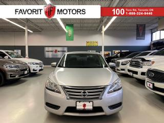 Used 2015 Nissan Sentra SV *CERTIFIED!*|FLEXFUEL|BACKUP CAM|HEATED SEATS|+ for sale in North York, ON