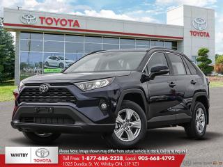New 2020 Toyota RAV4 XLE AWD for sale in Whitby, ON