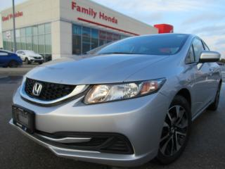 Used 2015 Honda Civic Sedan 4dr Auto EX | GREAT VALUE!!! | for sale in Brampton, ON