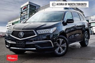 Used 2017 Acura MDX At No Accident| Remote Start| Back-Up Camera| NEW for sale in Thornhill, ON