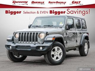 Used 2019 Jeep Wrangler | WE SLASHED OUR PRICES | SHOP FROM HOME | for sale in Etobicoke, ON