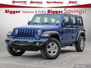 New 2019 Jeep Wrangler for sale in Etobicoke, ON