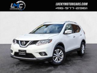 Used 2016 Nissan Rogue SV-BACKUP CAM-HEATED SEATS-BLUETOOTH-ALLOYS-60KMS for sale in Toronto, ON