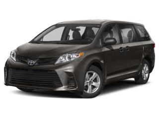 New 2020 Toyota Sienna LE for sale in Grand Falls-Windsor, NL