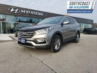 Used 2017 Hyundai Santa Fe Sport 2.4L SE AWD  - Leather Seats - $148 B/W for sale in Simcoe, ON