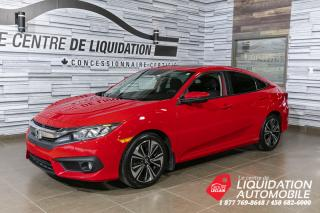 Used 2017 Honda Civic EX-T for sale in Laval, QC