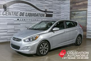 Used 2017 Hyundai Accent SE+TOIT+MAGS for sale in Laval, QC