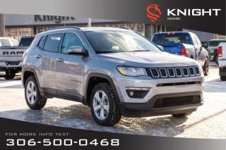 Used 2018 Jeep Compass North | Remote Start | Bluetooth | Heated Seats | for sale in Swift Current, SK
