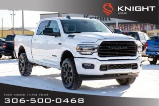 New 2019 RAM 2500 Big Horn Crew Cab | Heated Seats and Steering Wheel | Remote Start for sale in Swift Current, SK