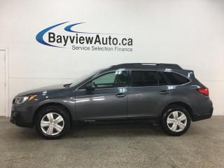 Used 2018 Subaru Outback 2.5i - AWD! REVERSE CAM! + MORE! for sale in Belleville, ON