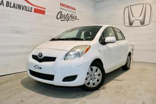 Used 2010 Toyota Yaris Hayon 5 portes, LE for sale in Blainville, QC