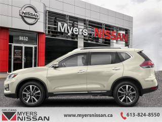 New 2020 Nissan Rogue AWD SL  - ProPILOT ASSIST -  Navigation for sale in Orleans, ON