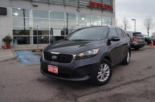 Used 2019 Kia Sorento LX 2.4L AWD for sale in Pickering, ON