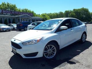 Used 2016 Ford Focus SE for sale in Oshawa, ON
