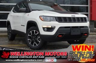 New 2020 Jeep Compass Trailhawk for sale in Guelph, ON