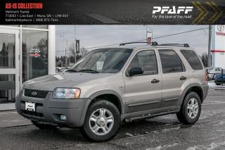 Used 2001 Ford Escape 4dr XLT for sale in Orangeville, ON