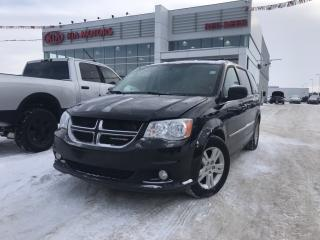 Used 2015 Dodge Grand Caravan Crew for sale in Red Deer, AB