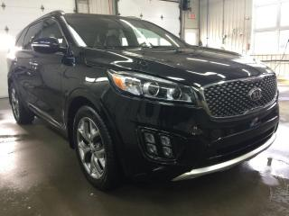 Used 2018 Kia Sorento SX NAV AWD for sale in Boischatel, QC