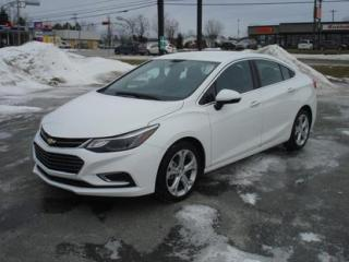 Used 2016 Chevrolet Cruze for sale in Thetford Mines, QC