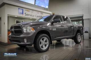 Used 2017 RAM 1500 4WD Crew Cab 140.5  Express -Ltd Avail- for sale in Sherbrooke, QC