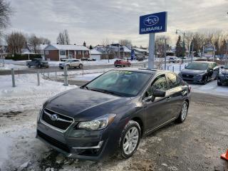 Used 2016 Subaru Impreza 2.0i TOURING SIÈGES CHAUFFANTS AWD for sale in Repentigny, QC