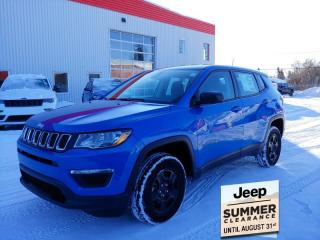 New 2020 Jeep Compass Sport for sale in Meadow Lake, SK