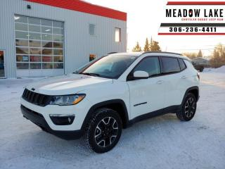New 2020 Jeep Compass Upland  - Heated Seats - $191 B/W for sale in Meadow Lake, SK