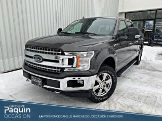 Used 2018 Ford F-150 XLT 10 VITESSES for sale in Rouyn-Noranda, QC