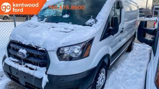 New 2020 Ford Transit Cargo Van 101A RWD 3.5L V6 Ecoboost with Reverse Camera System for sale in Edmonton, AB