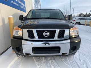 Used 2014 Nissan Titan SV 4X4 CREW CAB for sale in Edmonton, AB
