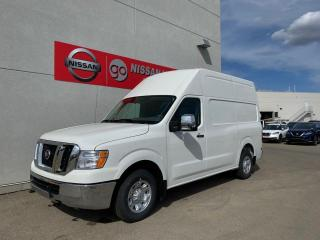 New 2020 Nissan NV 2500 Cargo SV for sale in Edmonton, AB