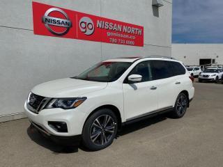 New 2020 Nissan Pathfinder DEMO/ Platinum for sale in Edmonton, AB