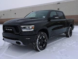 New 2020 RAM 1500 Rebel 4x4 Crew Cab / Panoramic Sunroof / GPS Navigation for sale in Edmonton, AB