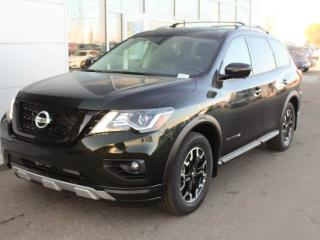 New 2020 Nissan Pathfinder ROCK CREEK EDITION for sale in Edmonton, AB