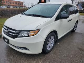 Used 2016 Honda Odyssey SE for sale in Toronto, ON