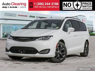 New 2019 Chrysler Pacifica Limited for sale in Saskatoon, SK