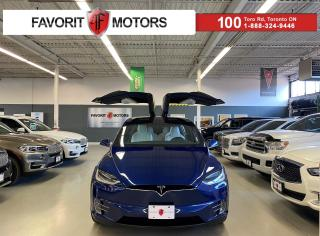 Used 2016 Tesla Model X 75D |6 PASSENGER|AUTOPILOT|FREE SUPERCHARGING|+++ for sale in North York, ON