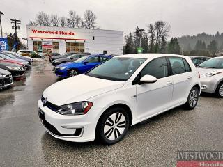 Used 2016 Volkswagen Golf e-Golf SE for sale in Port Moody, BC
