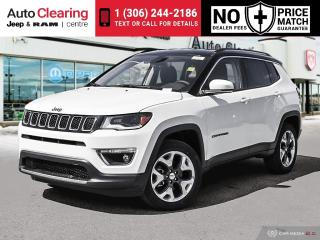 New 2019 Jeep Compass LIMITED for sale in Saskatoon, SK
