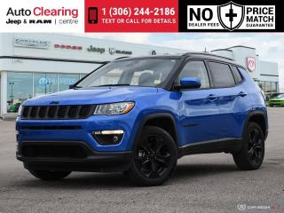 New 2019 Jeep Compass Altitude for sale in Saskatoon, SK
