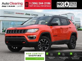 New 2019 Jeep Compass Trailhawk for sale in Saskatoon, SK