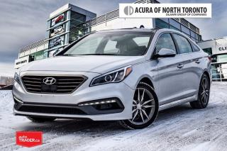 Used 2016 Hyundai Sonata Sport Tech Apple Carplay| Android Auto|Blind Spot for sale in Thornhill, ON