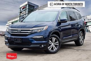 Used 2018 Honda Pilot EXL RES 6AT No Accident| Dealer Serviced| Remote S for sale in Thornhill, ON